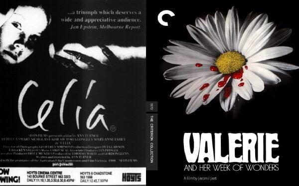 valerie celia double feature