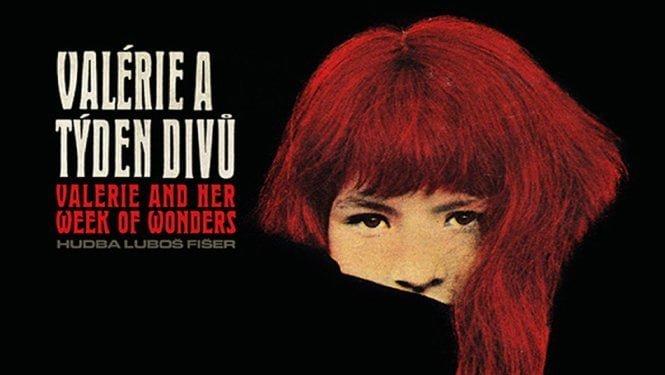 Valerie 1970 poster