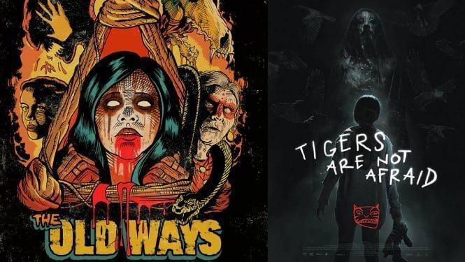 old ways tigers not afraid